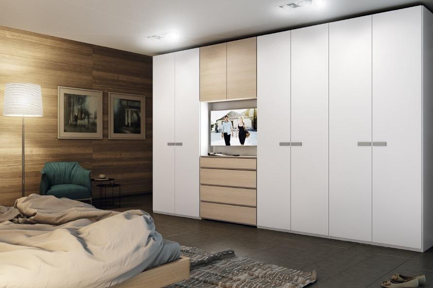 Dormitorios en Argare