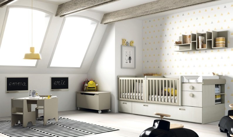 Dormitorios juveniles Argare