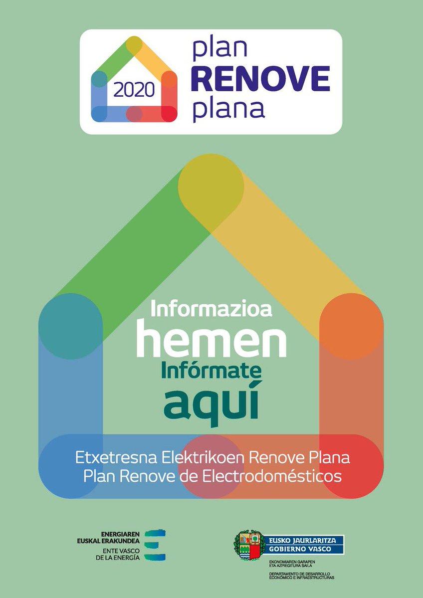 renove electrodomésticos